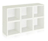 Modular Cubes (Set of 6) - White