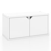white bookshelves, white storage cubes, white cube storage, white cubbies, white cubby storage, white storage rectangle, white cube bookcase, white stackable storage rectangles, white rectangle shelf with doors, white modular shelving, white rectangle bookcase with doors, white closet organizer, white stackable shelves