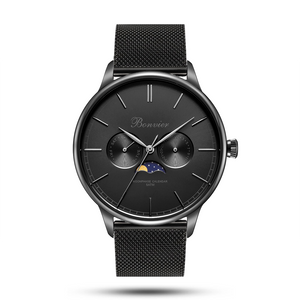 CAVOUR BLACK (42 mm)