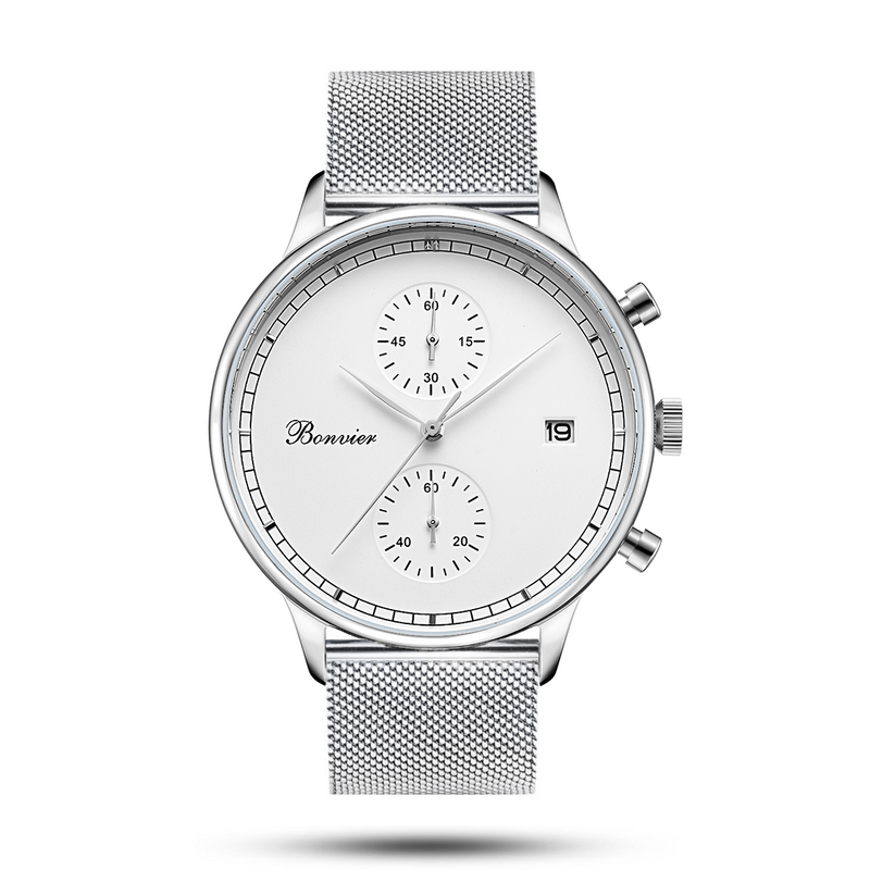 LUGANO WHITE/S (42 mm)