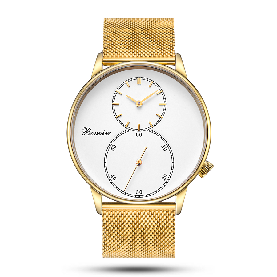 Watch - FIRENZE WHITE/G (43 Mm)