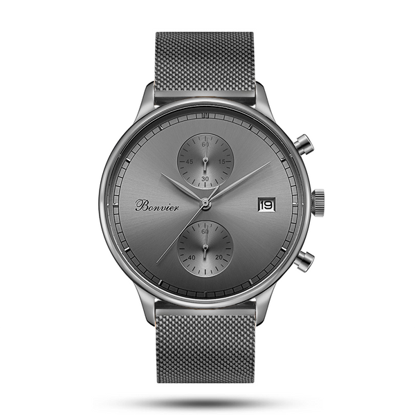 LUGANO METAL (42 mm)