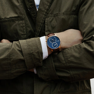 FIRENZE BLUE/G (43 mm)