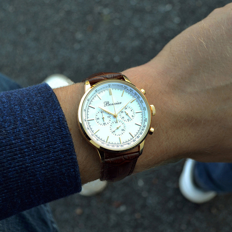 MILANO WHITE/G (41 mm)