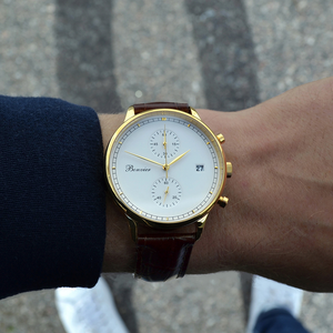 LUGANO WHITE/G (42 mm)