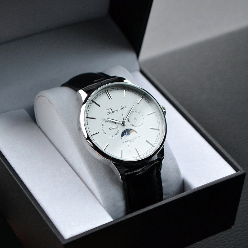 CAVOUR WHITE/S (42 mm)