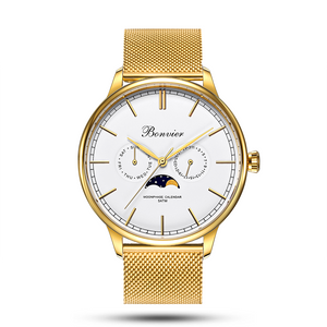CAVOUR WHITE/G (42 mm)