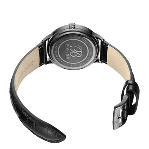 Watch - CAVOUR BLACK (42 Mm)