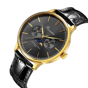 Watch - CAVOUR BLACK/G (42 Mm)