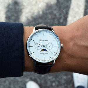 Watch - CAVOUR WHITE/S (42 Mm)