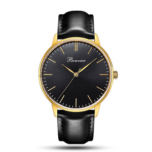 Watch - CLASSIC BLACK/G (40 Mm)