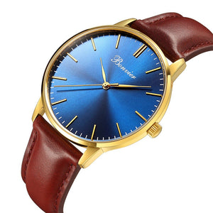 Watch - CLASSIC BLUE/G (40 Mm)