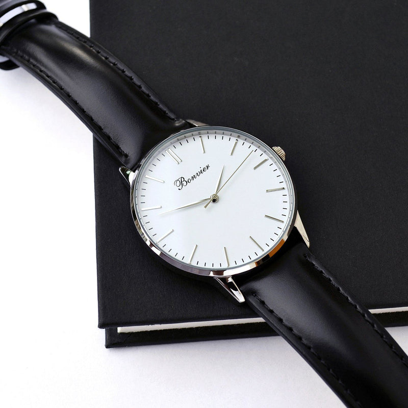 Watch - CLASSIC WHITE/S (40 Mm)