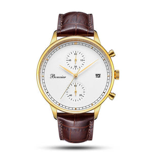 Watch - LUGANO WHITE/G (42 Mm)