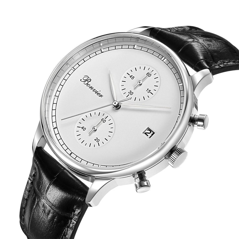 Watch - LUGANO WHITE/S (42 Mm)