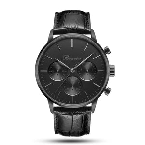 Watch - MONZA BLACK (43 Mm)