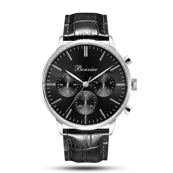Watch - MONZA BLACK/S (43 Mm)