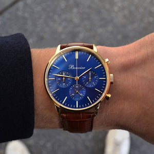 Watch - MONZA BLUE/G (43 Mm)