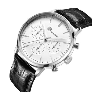 Watch - MONZA WHITE/S (43 Mm)