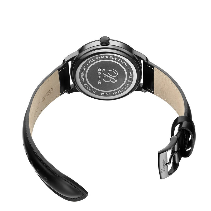 Watch - NAVONA BLACK (41 Mm)