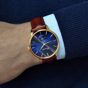 Watch - NAVONA BLUE/G (41 Mm)