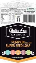 Pumpkin Superseed Bread