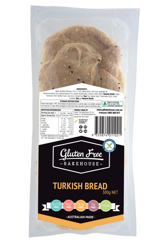 Seeded Turkish Bread