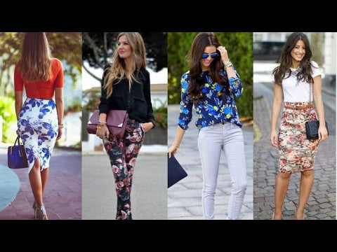 Fashion Trends For The Upcoming Summer