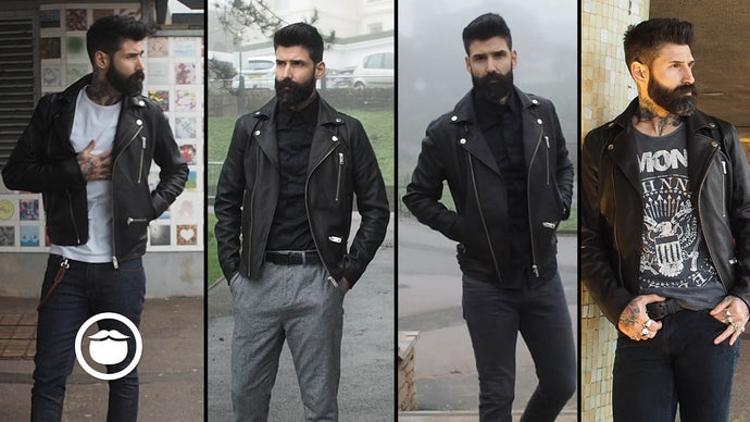 4 Tips to Buy a Men's Leather Jacket