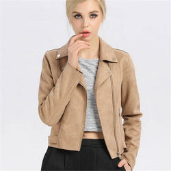Leather Jacket Women