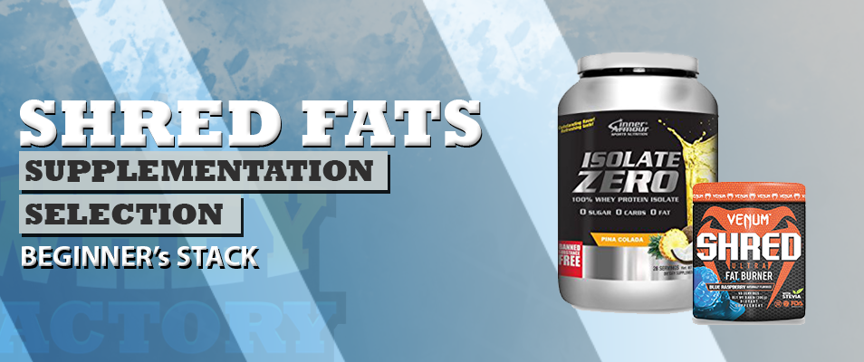 whey factory supplements shred fats supplementation guide for beginners