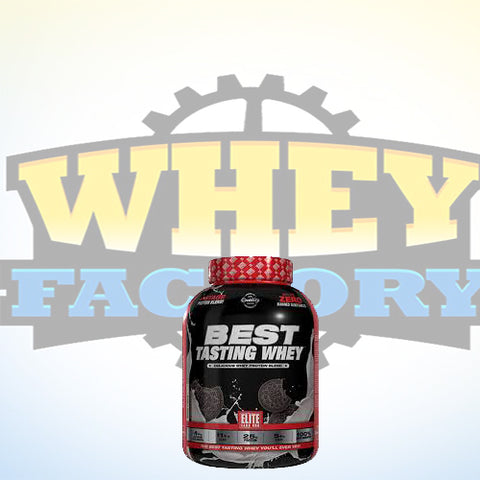 Elitelabs Best Tasting Whey 5lbs