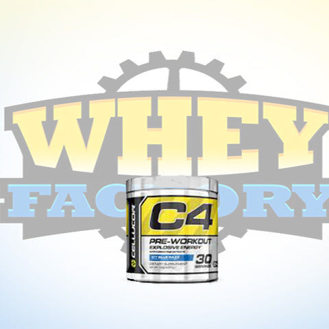 Cellucor C4 Explosive 30servings