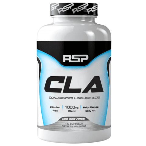 RSP CLA 180 softgels