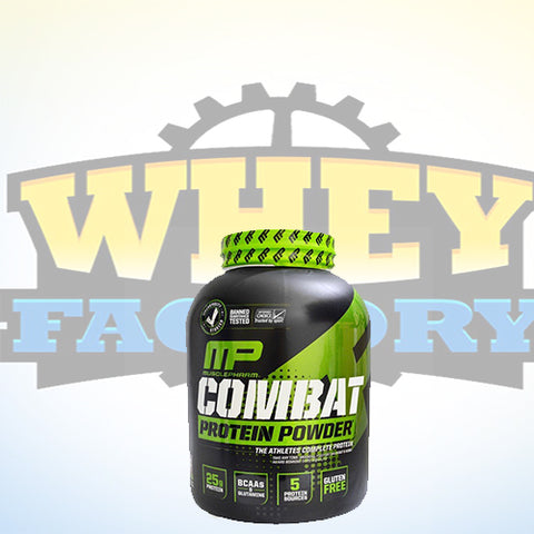 Musclepharm COMBAT Whey 4lbs