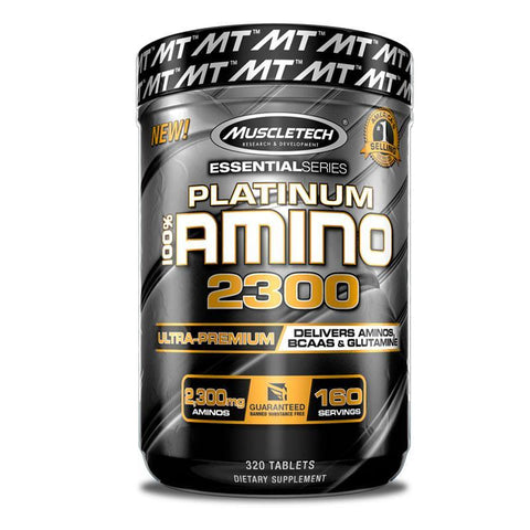 ESSENTIAL SERIES Platinum 100% Amino 2300 320 tabs