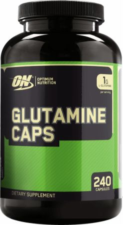 OPTIMUM NUTRITION GLUTAMINE 1000 caps 240 capsules