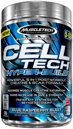 MUSCLETECH Celltech Hyperbuild 30 servings