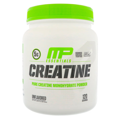 Musclepharm Creatine Essential 120 servings