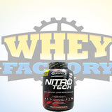 Muscletech Nitrotech Performance Series 4lbs