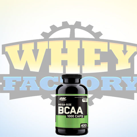 Optimum Nutrition Bcaa 1000 400caps