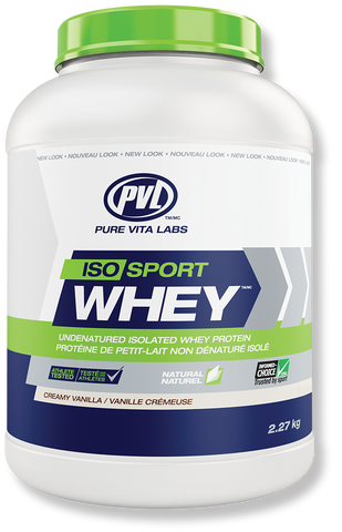 PVL Iso Sport Whey 5lbs