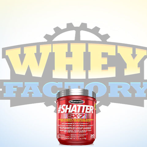 Muscletech Shatter Sx-7 Pre Workout 30servings