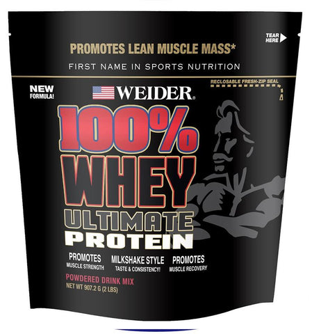 WEIDER 100% Whey Ultimate Protein