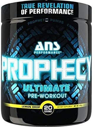 ANS Prophecy Ultimate Pre-Workout 20 servings