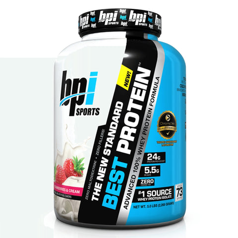 BPI Sports Best Protein 5lbs