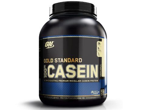 OPTIMUM NUTRITION GOLD STANDARD 100% CASEIN 4lbs
