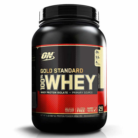 Optimum Nutrition 100% Gold Standard Whey 2lbs