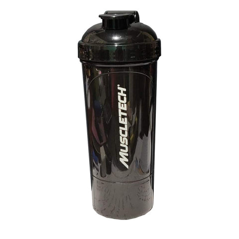 Muscletech Shaker w/ Powder Compartment