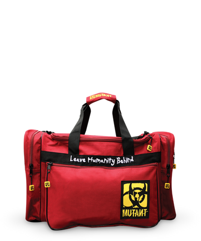 Mutant Gym Bag - Red Edition